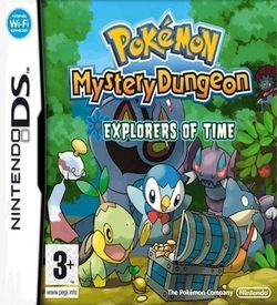 2433 - Pokemon Mystery Dungeon - Explorers Of Time ROM