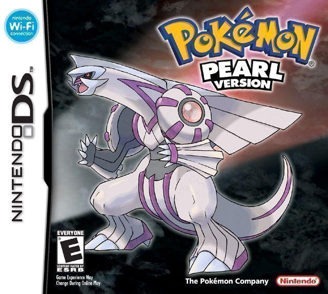 1016 - Pokemon Pearl