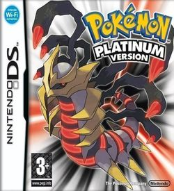 3797 - Pokemon - Platinum Version (EU)(DDumpers) ROM