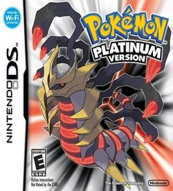 4998 - Pokemon - Platinum Version (v01) ROM
