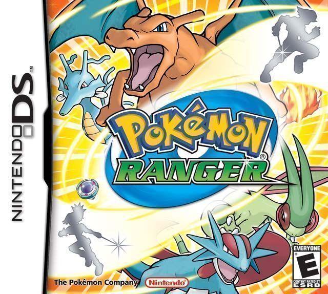 0644 - Pokemon Ranger
