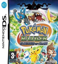 2984 - Pokemon Ranger - Shadows Of Almia ROM