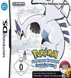4828 - Pokemon - Silberne Edition SoulSilver ROM