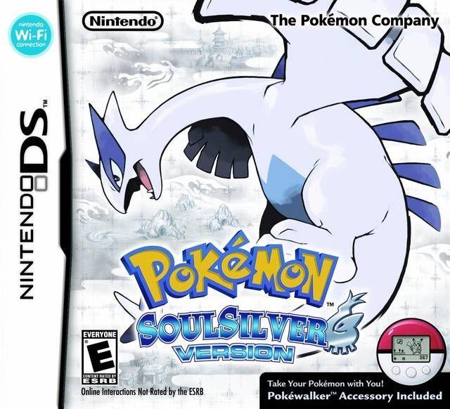 4841 - Pokemon - Versione Argento SoulSilver