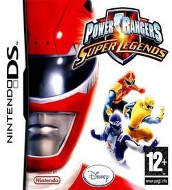 1598 - Power Rangers - Super Legends ROM