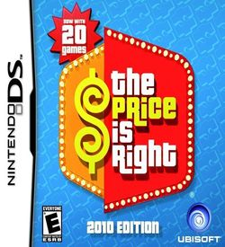 4615 - Price Is Right - 2010 Edition,The (US)(Suxxors) ROM