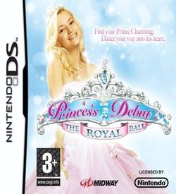 3955 - Princess Debut - The Royal Ball (EU) ROM