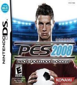 2129 - Pro Evolution Soccer 2008 (SQUiRE) ROM