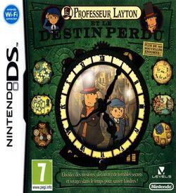 5277 - Professeur Layton Et Le Destin Perdu ROM