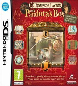 4226 - Professor Layton Und Die Schatulle Der Pandora (DE)(2CH) ROM