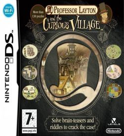 2888 - Professor Layton And The Curious Village ROM