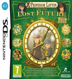 5294 - Professor Layton And The Lost Future ROM