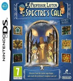 5953 - Professor Layton And The Spectre's Call ROM