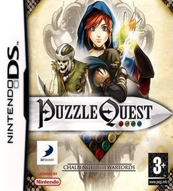 2062 - Puzzle Quest - Challenge Of The Warlords ROM