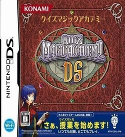 3007 - Quiz Magic Academy DS (v01) (Sir VG) ROM