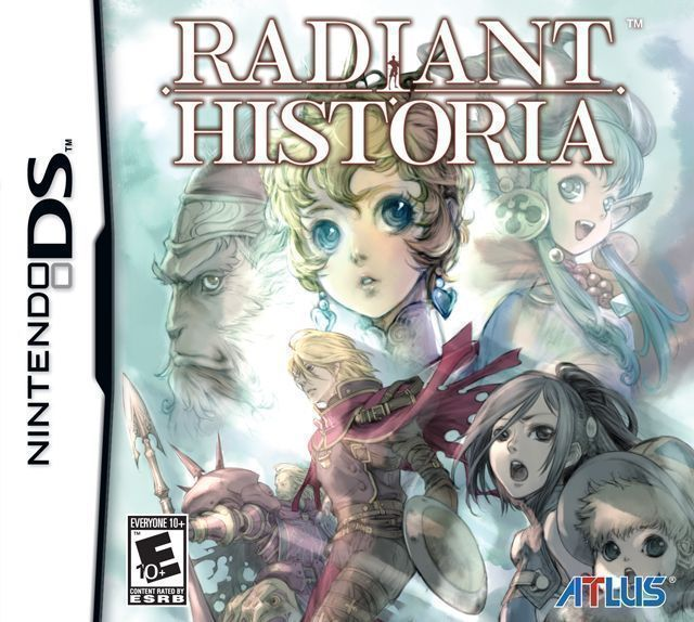 5574 - Radiant Historia