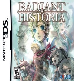 5574 - Radiant Historia ROM