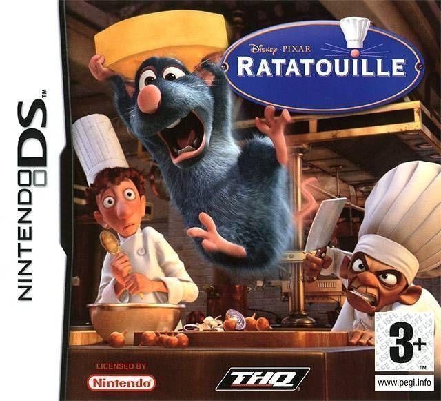 1358 - Ratatouille (Dark Eternal Team)