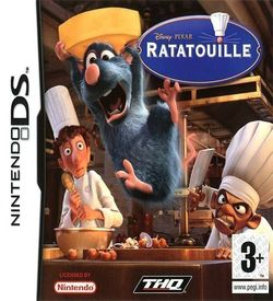 2008 - Ratatouille - Food Frenzy ROM