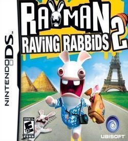 1711 - Rayman Raving Rabbids 2 ROM
