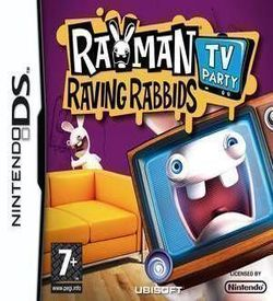 3661 - Rayman Raving Rabbids - TV Party (KS) ROM