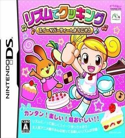 3039 - Rhythm De Cooking - Sweets Party E Youkoso ROM