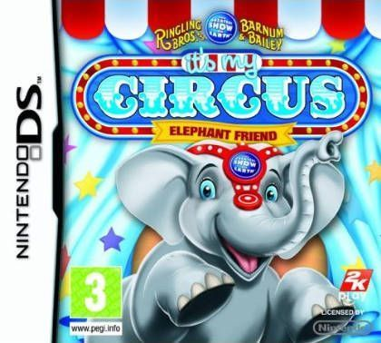 4818 - Ringling Bros. And Barnum & Bailey - It's My Circus - Elephant Friend