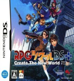 5968 - RPG Tsukuru DS+ - Create The New World ROM