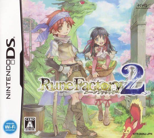 2528 - Rune Factory 2 (v01) (NEET)