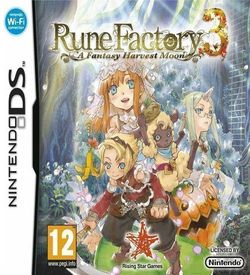 5940 - Rune Factory 3 - A Fantasy Harvest Moon ROM