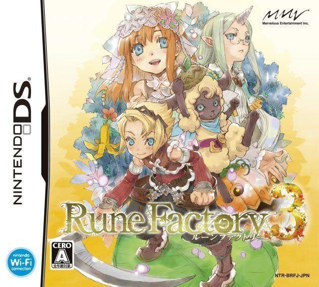 4329 - Rune Factory 3 (JP)
