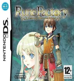 3443 - Rune Factory - A Fantasy Harvest Moon (EU) ROM