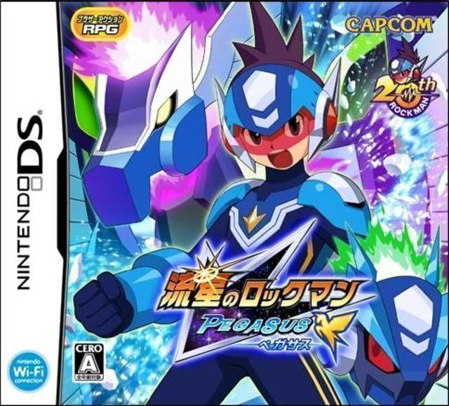 0761 - Ryuusei No Rockman - Ice Pegasus