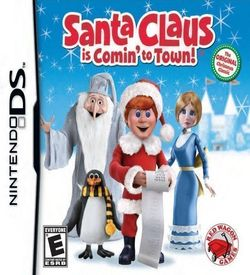 5888 - Santa Claus Is Comin' To Town ROM
