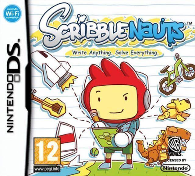 4282 - Scribblenauts (EU)(OneUp)