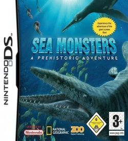2009 - Sea Monsters - A Prehistoric Adventure ROM