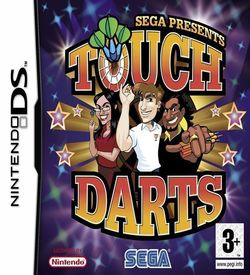 1146 - SEGA Presents Touch Darts ROM
