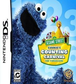 5674 - Sesame Street - Cookie's Counting Carnival ROM
