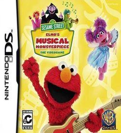 6195 - Sesame Street Elmos Musical Monsterpiece ROM