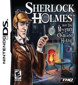 5027 - Sherlock Holmes DS And The Mystery Of Osborne House ROM