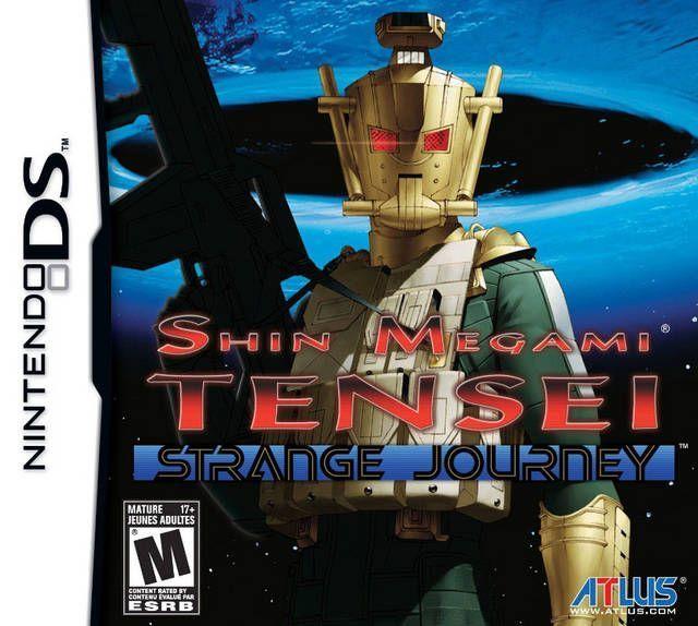 4821 - Shin Megami Tensei - Strange Journey