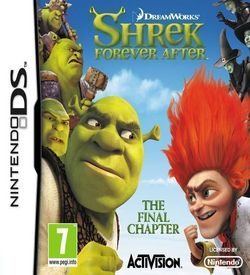 5015 - Shrek Forever After ROM