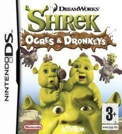 1831 - Shrek - Ogres & Dronkeys ROM