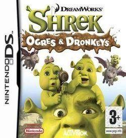 1855 - Shrek - Ogres & Dronkeys (Nl) ROM