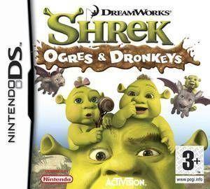 1718 - Shrek - Ogres Et Dranons