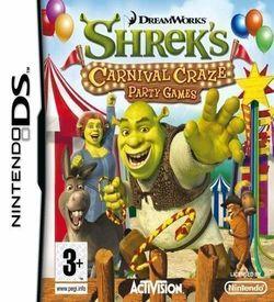 3005 - Shrek's Carnival Craze - Party Games ROM