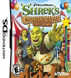 2976 - Shrek's Carnival Craze - Party Games ROM