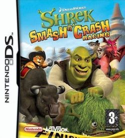 0902 - Shrek - Smash N' Crash Racing (Supremacy) ROM