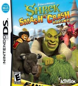0887 - Shrek - Smash N' Crash Racing ROM