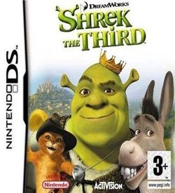 1289 - Shrek The Third ROM